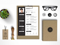 David Smith Resume Template
