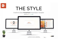 The Style PowerPoint Template