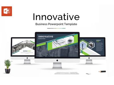 Innovative PowerPoint Template