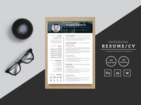 Webala Smith Resume Template