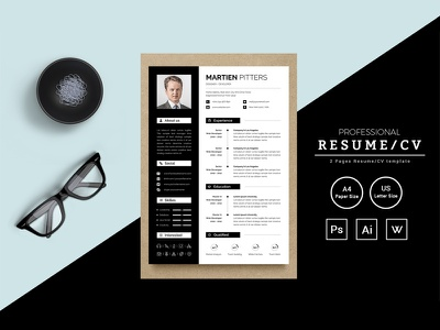 Martien Pitters Resume Template job seekers doctors resume bankers resume manager cv template resume mac pages student resume professional resume modern resume infographic resume word resume creative resume clean resume cv resume