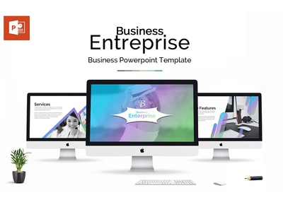 Business Entreprise PowerPoint Template
