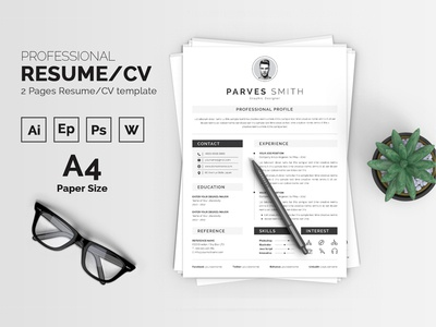 Parves Smith Word Resume