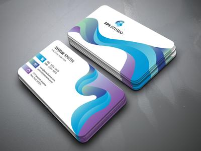 SPS Studio Business Card