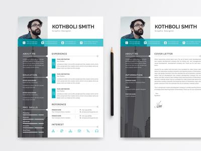 Kothboli Smith Resume Template