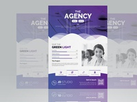 The Agency Flyer