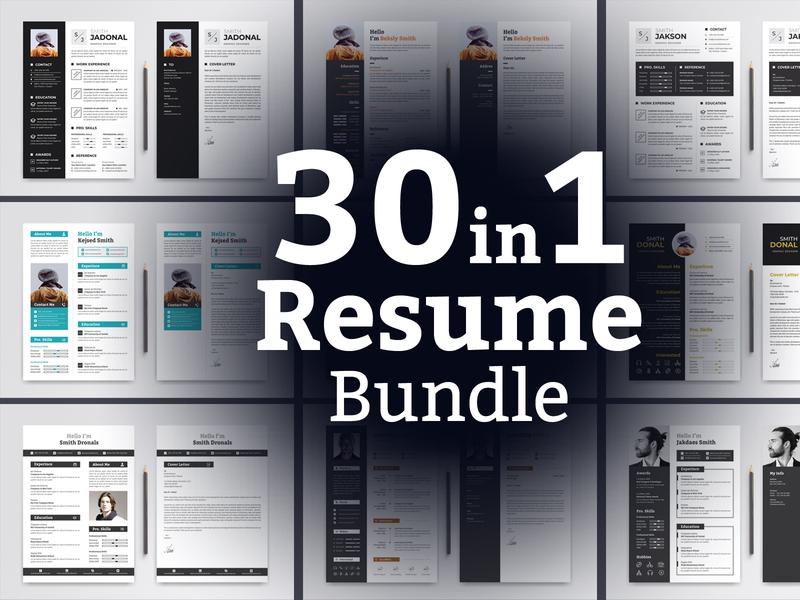 CV Bundle Resume