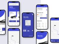 Concept Car Rental App 🚙