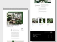 #dailyui  Blog 35 🌱🌿