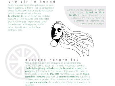 henne3 blog design illustré blog art vector sketch illustrator illustration graphism design