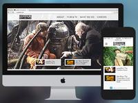 Lucasfilm Redesign