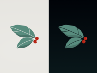 Leaves and Berrys