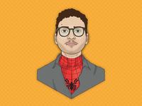 ME AS SPIDERMAN