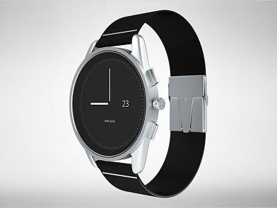 Smartwatch concept #2 smartwatch 3d design concept digital watch