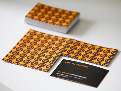 RC - Business Cards business cards