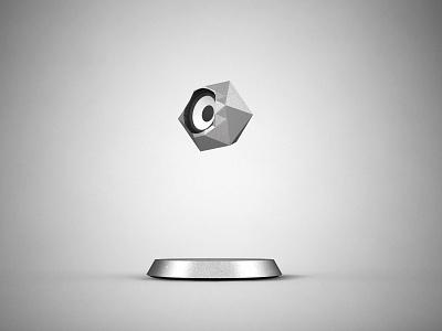 WIP - Levitating speaker wip speaker 3d