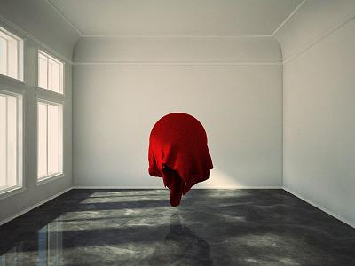Red velvet c4d 3d vray