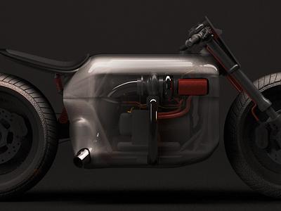 Insanity bike