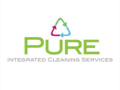 Pure Logo branding adobe illustrator logo design