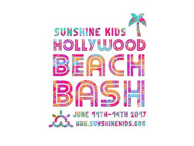 Ssk Beach Bash Tshirt t-shirt design typography adobe photoshop sketch adobe draw adobe illustrator