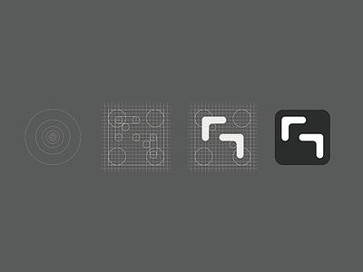 FG. identity visual logo design