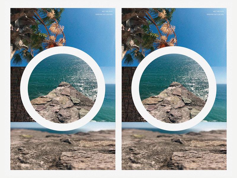 Mazatlán minimal psd town love photo beach mazatlan