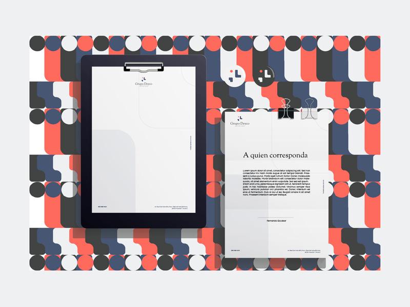 Grupo Deyco brand marketing digital psd brand identity branding design art design brand