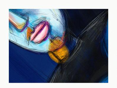 Road to Jazz drawing vector illustration art illustration dude face jazz