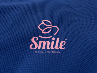 Smile brand | Cosmetics logos beauty brand logo