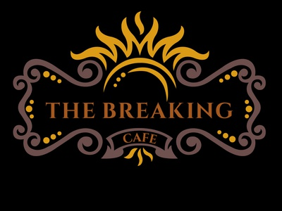 Logo-The Breaking Cafe