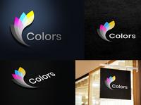 Colors Gradient Logo