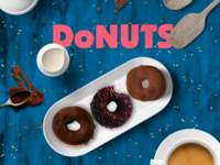 Donuts Promotional Post