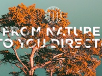From Nature To You Directly