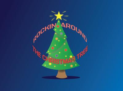 X Mas Rockin Tree