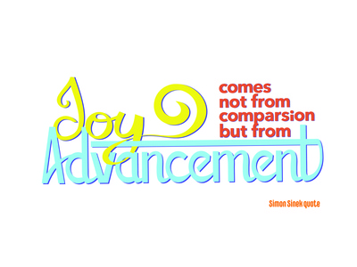 joy advancement