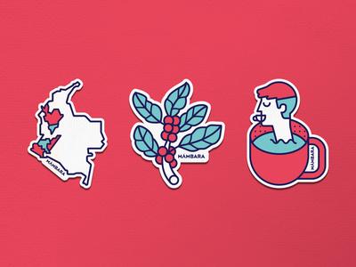 Stickers - Mambara