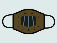 Design For Good Face Mask Challenge vector illustrator illustration covid