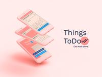 ToDo App Mockup