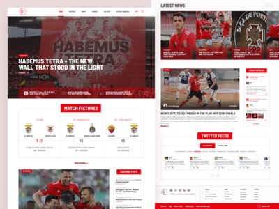 Benfica News Aggregator