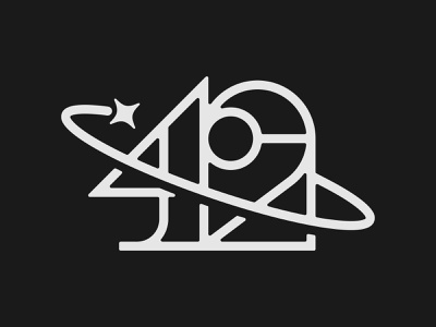 42 lettering logo typography type