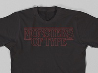 Monster Things Shirt