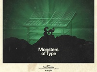 Monsters of Type — Rosemary's Baby