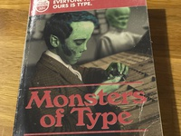 Monsters of Type Paperback