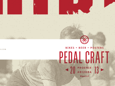 Pedal craft 3 dribbble