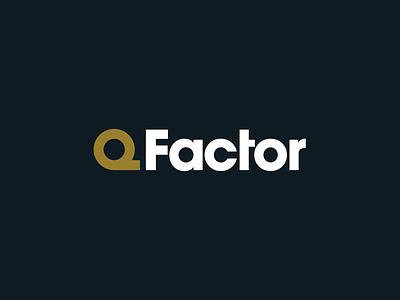 Q Factor logo studio mast travis ladue
