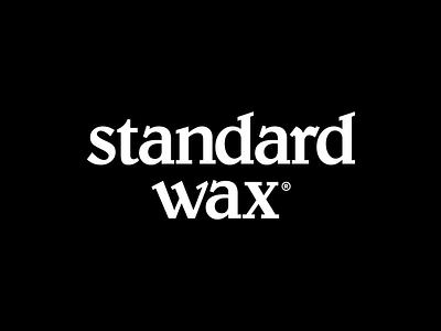 Standard Wax logo studio mast travis ladue