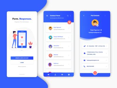 Form Responses App