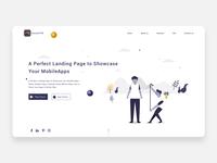 MeasureTalk Landing Page