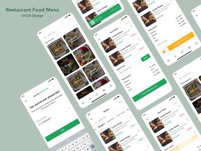 Restaurant Food Menu App