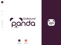 Outbond Panda Logo